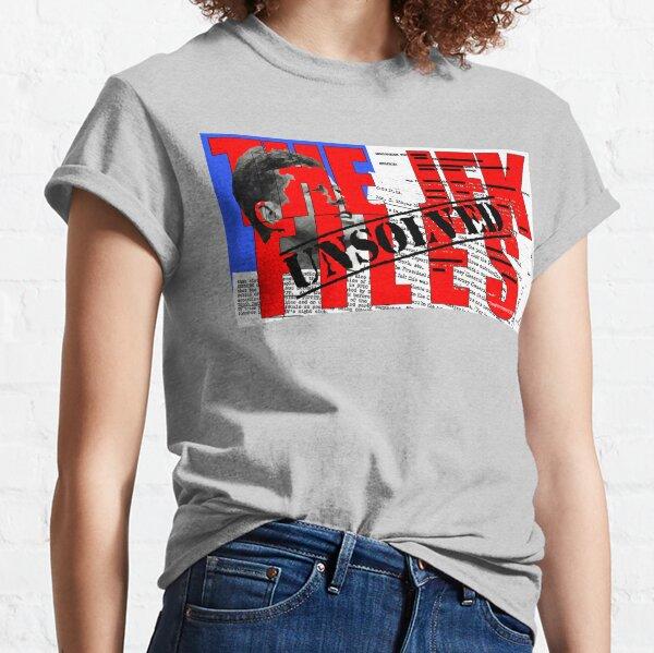 The JFK Files Classic T-Shirt