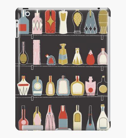 Mid Century Bottles iPad Case/Skin