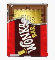 Willy Wonka Bar iPad Case/Skin