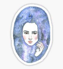 Head in the Sky  Sticker