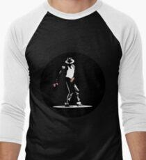 Michael Jackson Billie Jean Men's Baseball ¾ T-Shirt
