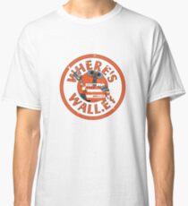 Where's Wall-e? Classic T-Shirt