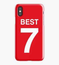 GEORGE BEST iPhone Case
