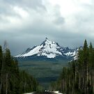 Mount Thielsen by Nikki Collier