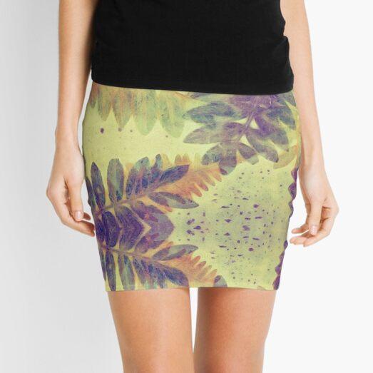 Autumn fall  Mini Skirt