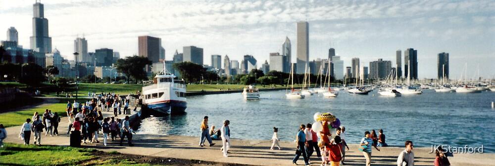 Chicago by JKStanford