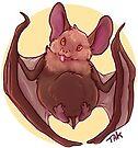 Chubby Bat by Lacey  Ewald