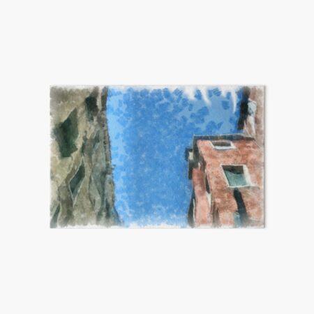 Reflections in a Rio, Venice, Italy Art Board Print