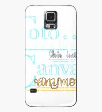 Toto Case/Skin for Samsung Galaxy