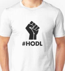 #HODL Unisex T-Shirt