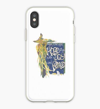 God of Hope iPhone Case