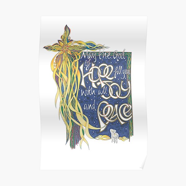 God of Hope Poster