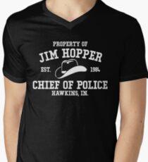 Jim Hopper - Stranger Things T-Shirt