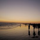 Seal Beach by Pamela Hubbard