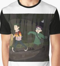 Sup'ernatural bbf Graphic T-Shirt