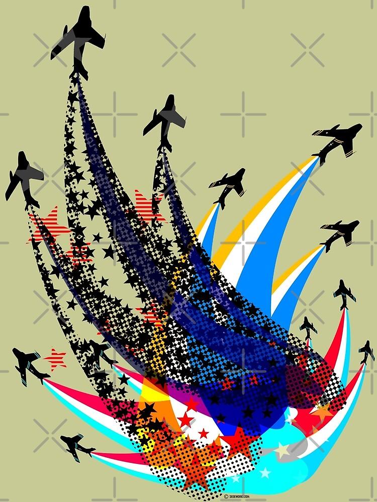 Sabre Flight by Chris Jackson