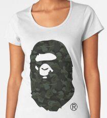 bape camo Women's Premium T-Shirt