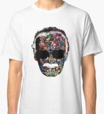 """Stan Lee """"Man of many faces"""" Classic T-Shirt"""