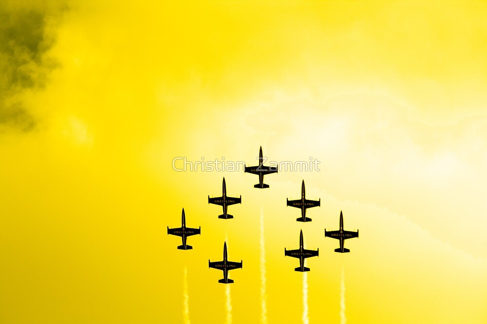 Airshow11 by Christian  Zammit