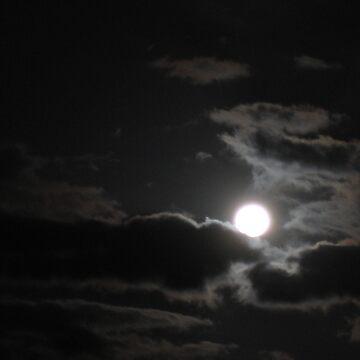 Night Moon by Kelwin