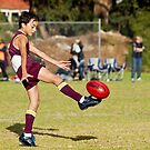 The Drop Punt by Peter Evans