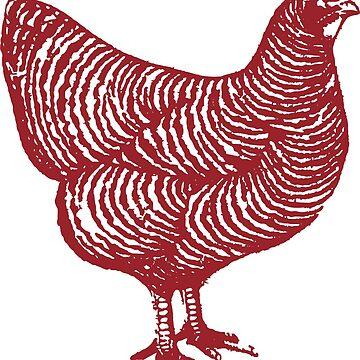 Chicken by bradyqk