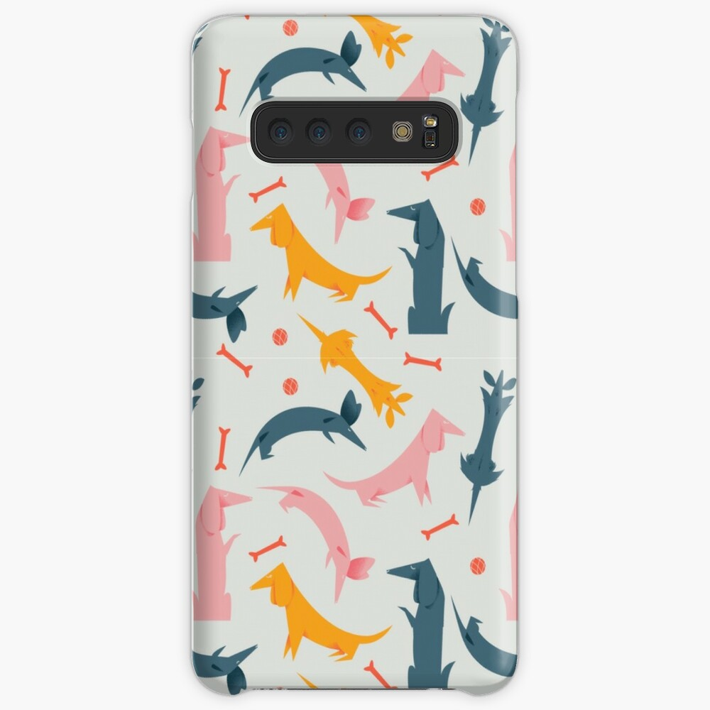 Doxies are Love Samsung Galaxy Snap Case