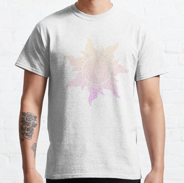 Tangled Sun - At Last I See the Light Classic T-Shirt