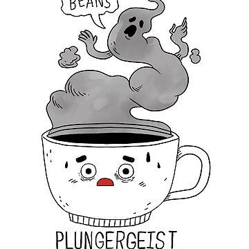 Plungergeist by caravantshirts