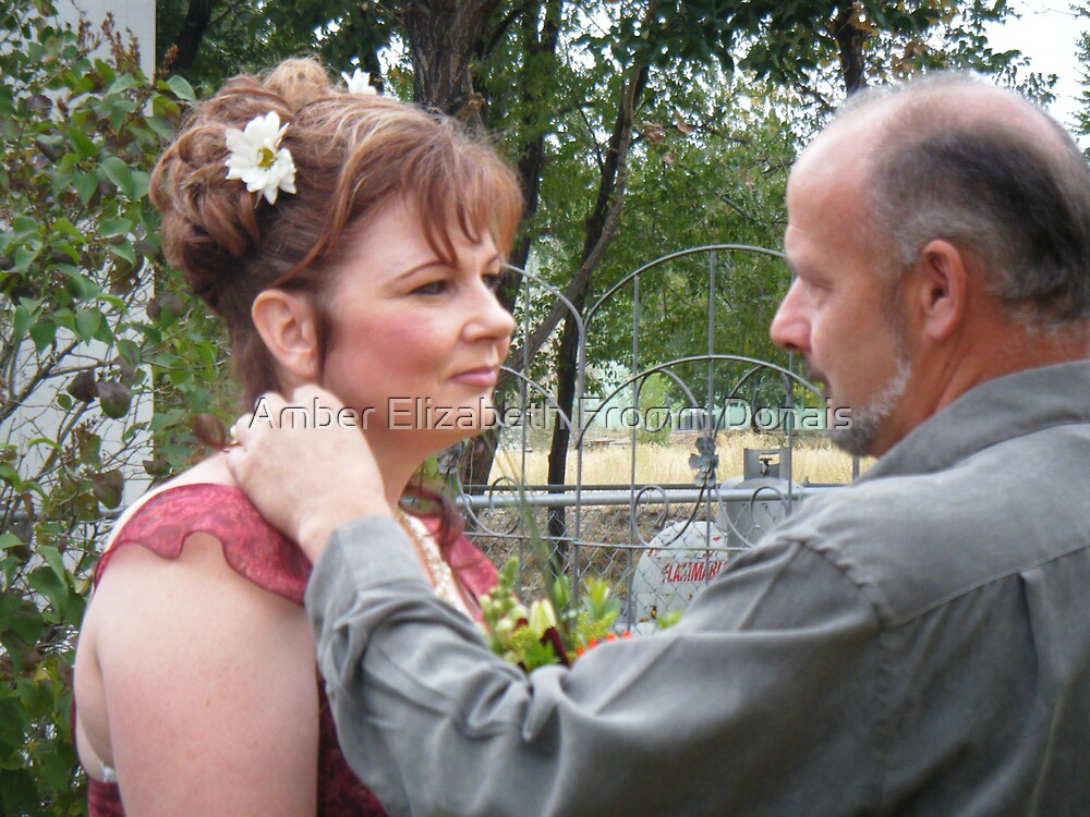 Wedding Day  by Amber Elizabeth Fromm Donais