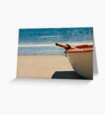 Aquatic Fun. Greeting Card