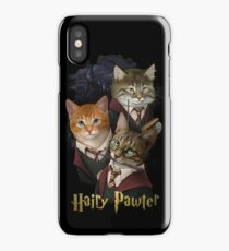 Hairy Pawter iPhone Case