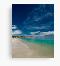 The Beauty of Brighton. Canvas Print