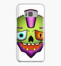 Skitchers Sticky Monsters #002 Cute Bandit  Samsung Galaxy Case/Skin