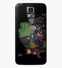 The Catvengers Case/Skin for Samsung Galaxy