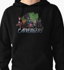 The Catvengers Pullover Hoodie