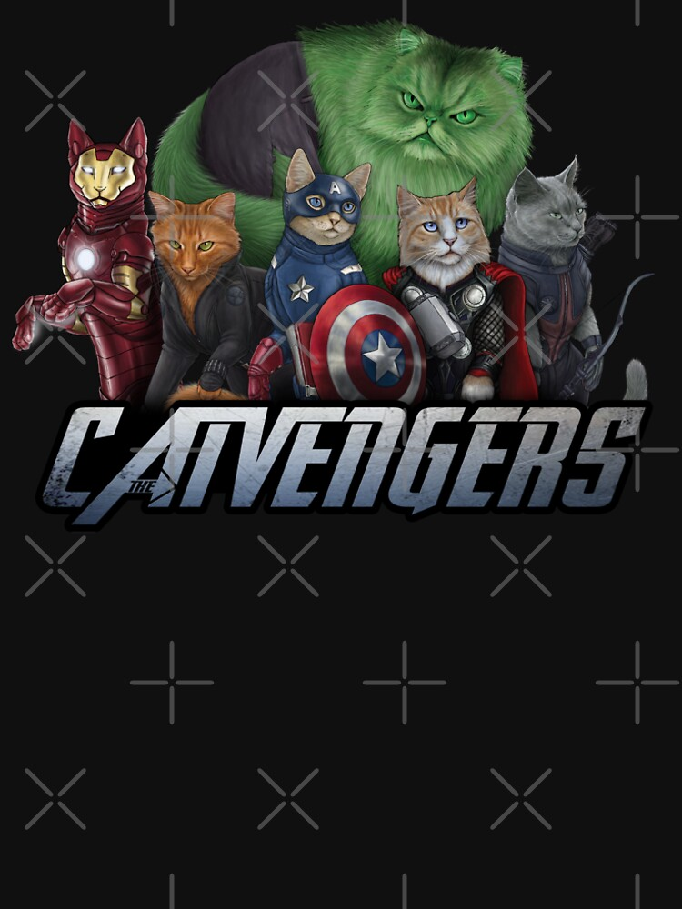 The Catvengers by jennyparks