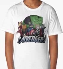 The Catvengers Long T-Shirt