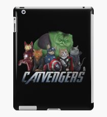 The Catvengers iPad Case/Skin