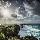 Cape Zanpa, Okinawa Island by OkiTog