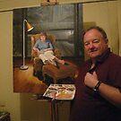 The Artist by Ken Tregoning
