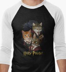 Hairy Pawter Baseball ¾ Sleeve T-Shirt