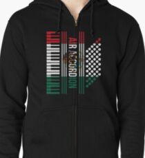 Air Accordion Mexican T-Shirt