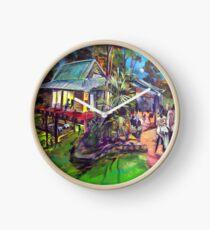 the Wedding Anniversrary Doonan QLD Clock