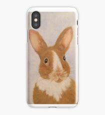 Binky Bunny iPhone Case