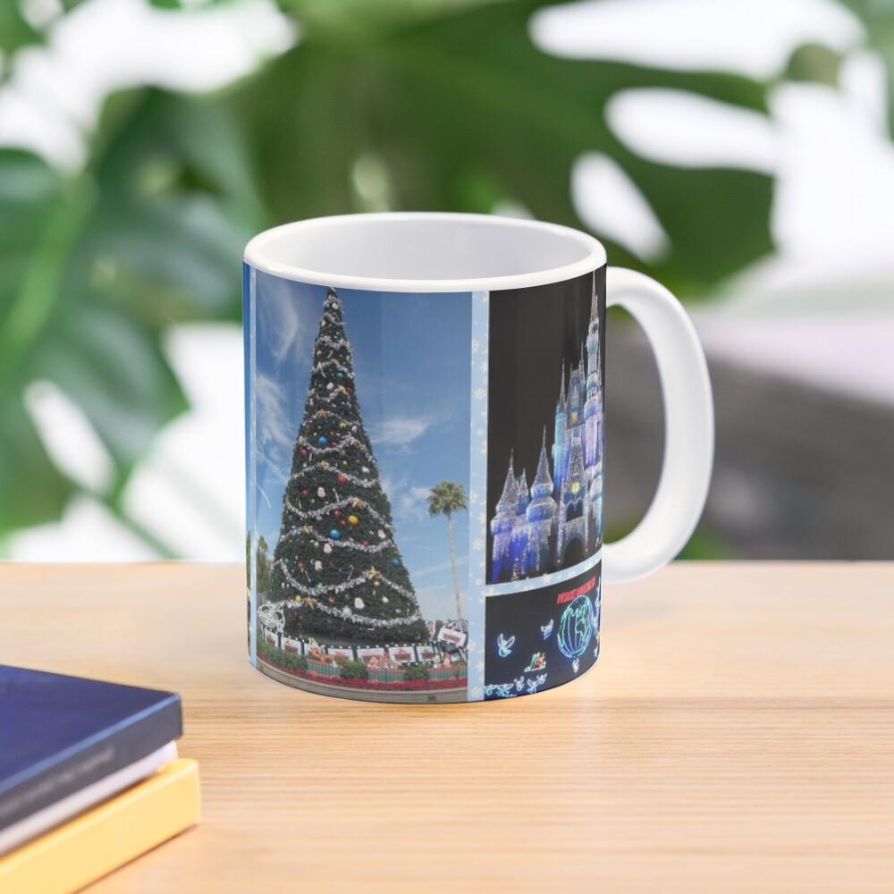 Christmas at your Happy Place! Mug
