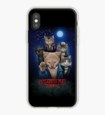 Strange Fur Things iPhone Case