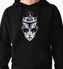 Burn - synthwave remix Pullover Hoodie