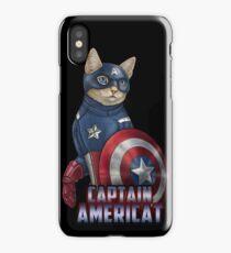 Captain Americat iPhone Case/Skin