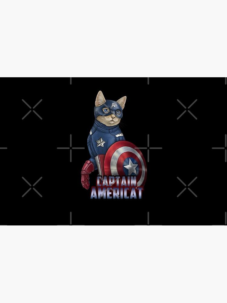 Captain Americat by jennyparks